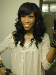 sew in weaves with bangs image result for full sew in with side bangs side bangs