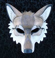 wolf mask custom wolf mask by merimask on deviantart