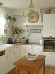 very homey old fashioned kitchen like what your grandmother had