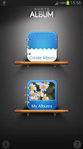 Blue Photo Album Photo Album Android Apps On Google Play