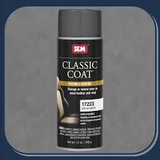 sem 17223 gm very dark pewter classic coat leather u0026 vinyl 12oz