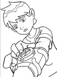 coloring ben 10 ben 10 stuff buy ben 10