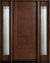 entrance doors designs modern modern timber door design of kloeber