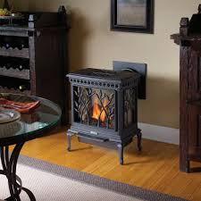 direct vent wood burning fireplace
