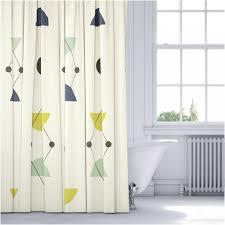 curtain style monogram shower curtain bath curtains vinyl shower