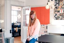 stine goya fashion designer stine goya in studio in copenhagen