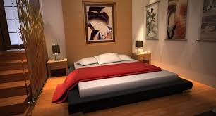 Japanese Small Bedroom  Crypus - Japanese bedroom design ideas