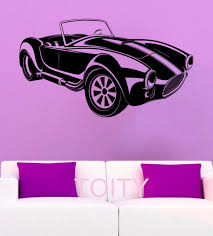 classic car wall stickers best classic 2017 classic car wall decals cool inspiration home