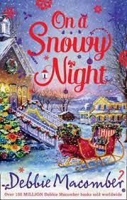 on a snowy debbie macomber 9781848452602