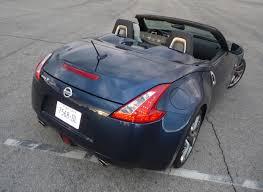 nissan 370z miles per gallon top down shenanigans 2013 nissan 370z roadster la car