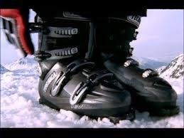 ski boot sports equipment winter sports hd stock video 291
