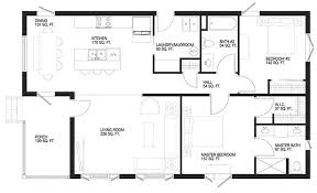 Deltec Homes Floor Plans Ridgeline E And F Net Zero Homes Prefabricated Deltec Homes