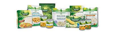 green giant canada our products