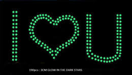 Glow In The Dark Star Ceiling by Glowing Ceiling Stickers Online Glowing Stars Ceiling Stickers