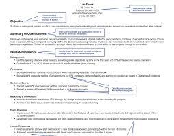 resume format skills based