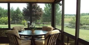 Three Seasons Porch Sunrooms Three Season Rooms Porch Enclosures Sun Comfort