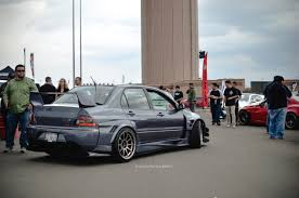 widebody evo jdmlifestyle