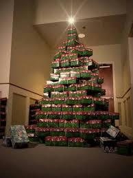 cassette natalizie alberi di natale originali tendenze casa
