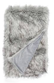 Faux Fur Throw Grey 2017 Nordstrom Anniversary Sale Home Decor Bedding Rugs Early