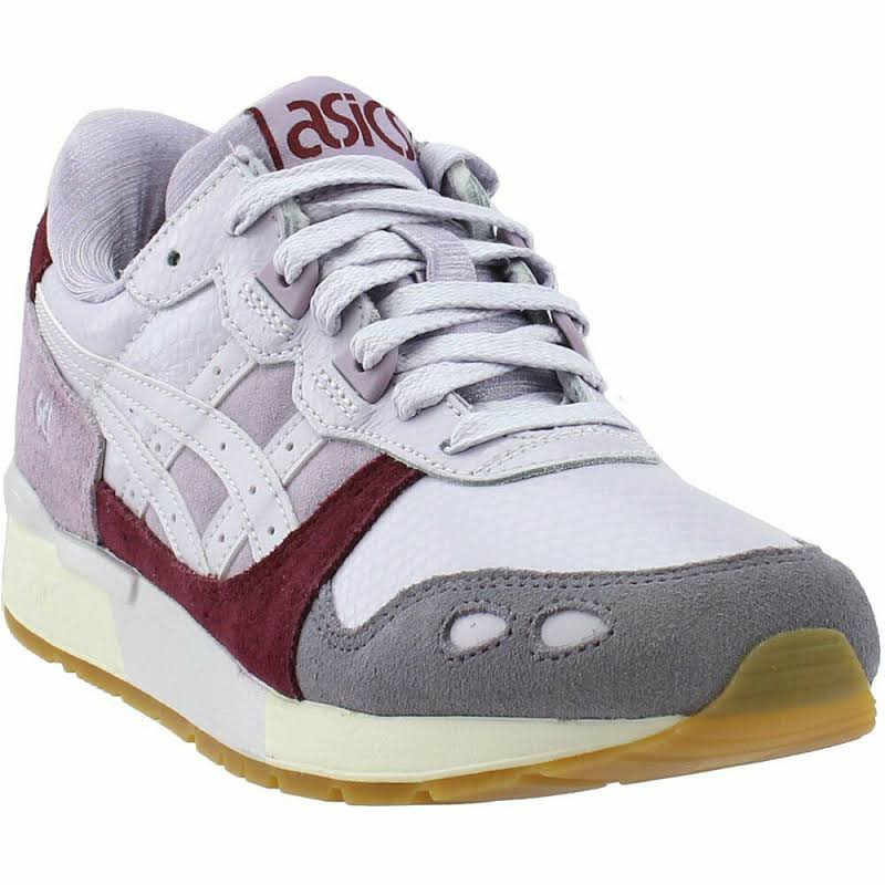 ASICS Gel-Lyte Running Shoes Purple- Womens