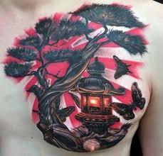 chest lantern with tree golfian com