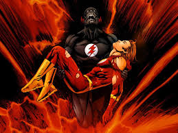flash vs arrow wallpapers black flash returns to the arrowverse just not actually on the