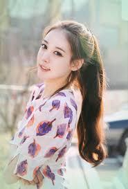 nice koran hairstyles korean girls hairstyle high ponytail latest hair styles cute