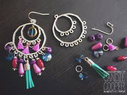 earrings ideas diy earring ideas with candie cooper