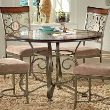 steve silver thompson 5 piece dining room set beyond stores