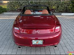 lexus coupe convertible 2006 lexus sc 430 ft myers fl for sale in fort myers fl stock