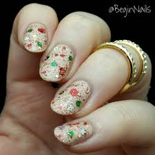 Christmas Light Nails by Let U0027s Begin Nails Daily Hues Nail Lacquer 2015 Create Christmas