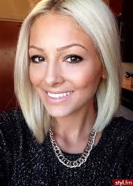 older women with platinum blonde pink hair 100 best bob hairstyles the best short hairstyles for women 2017