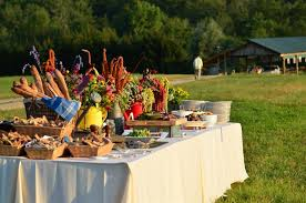 farm to table dinner farm to table experience at historic red oak creek covered bridge