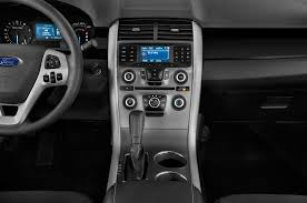 Ford Edge Interior Pictures 2014 Ford Edge Instrument Panel Interior Photo Automotive Com