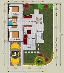 layout ruangan rumah minimalis 30 desain rumah minimalis type 45 desainrumahnya com