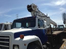 sold 1986 simon ro tc110 55 11 ton cb u0026j 524 boom truck crane