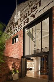 amazing bakery warehouse conversion in melbourne by jackson