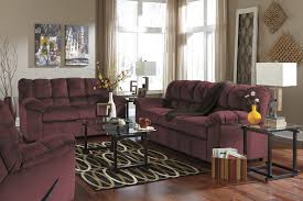 buy julson burgundy living room set by signature design from www