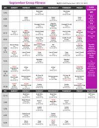 Jccc Map Group Fitness Schedule Memphis Jewish Community Center