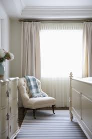 triple euro pleat drapes and sheers muskoka living window