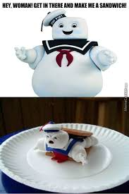 Stay Puft Marshmallow Man Meme - marshmallow man memes best collection of funny marshmallow man