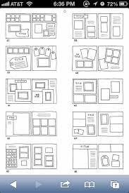 layout page null scrapbook layout arts crafts pinterest scrapbook