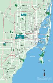 Map Of South South Beach Miami Map Map Of South Beach Miami Florida Usa