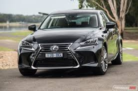 cars lexus 2017 2017 lexus is 200t sports luxury review video performancedrive