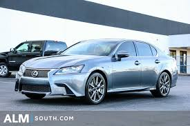 2015 lexus is f sport 2015 used lexus gs 350 f sport at alm south serving union city ga