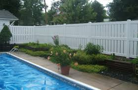 Fence Landscaping Ideas Pool Privacy Fence Ideas Interior Design