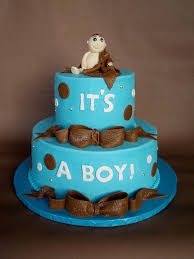 baby shower cakes for a baby boy decorating of party