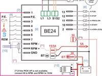 generator control panel wiring diagram lighting control panel