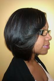 short curly bob black hairstyles the hair room studio