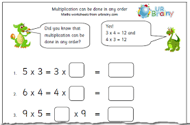 year 3 know that multiplication can be done in any order maths blog